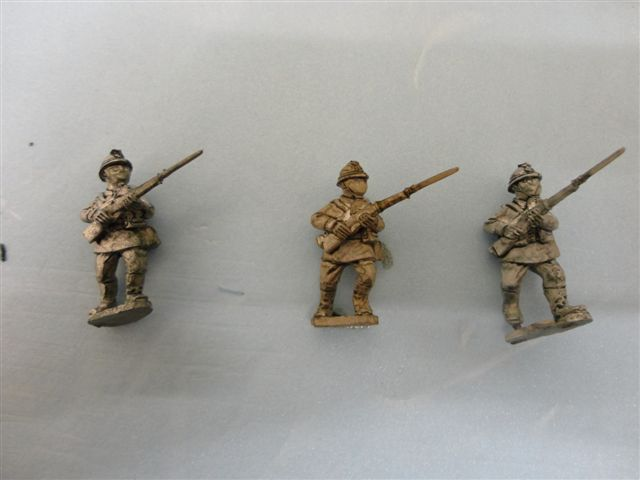 Miniature Figurines Production - News