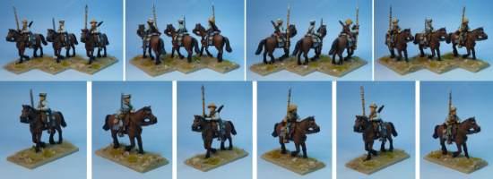 Miniature Figurines Production